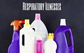The Link Between Disinfectants and Respiratory Illnesses