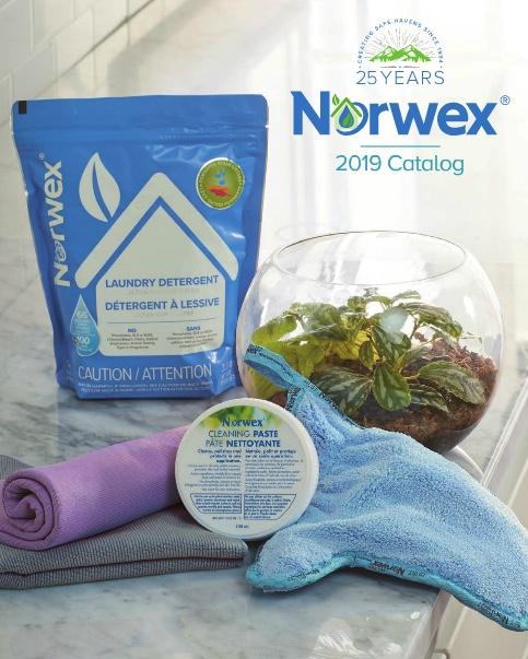Norwex Catalog: New Year, New Norwex Catalog!